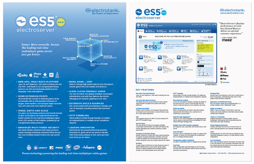 Electrotank Brochure for ES5